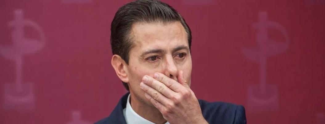 Esparcen rumor de que Peña tiene sida y seguidores rezan por él