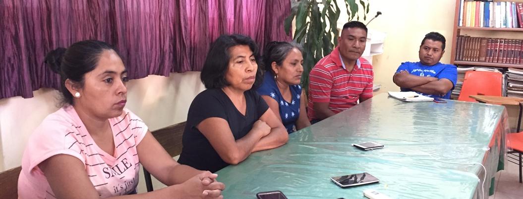 Exfuncionario intenta apropiarse de terreno de kinder en Chilpancingo
