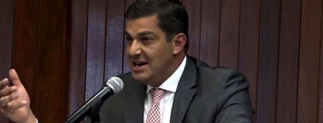 "Violencia en México, una ""herencia maldita"", expresa Ricardo Peralta"