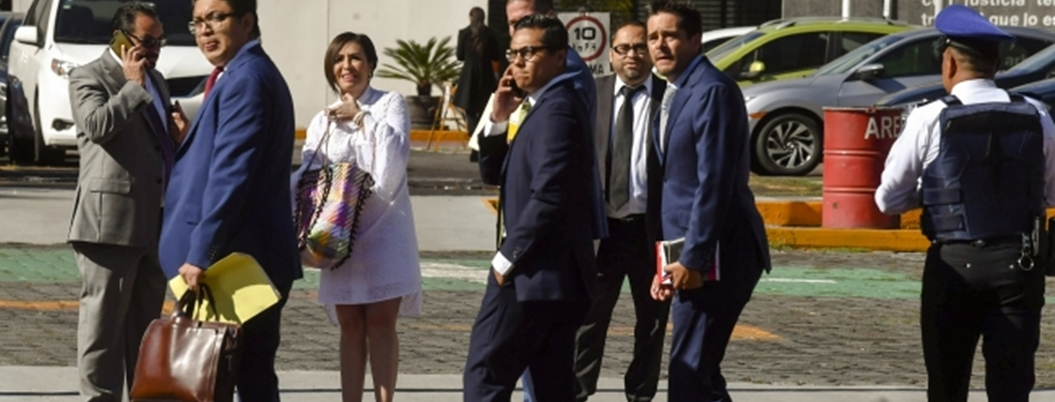 Robles demanda a la ASF por publicar auditorías; busca amparo