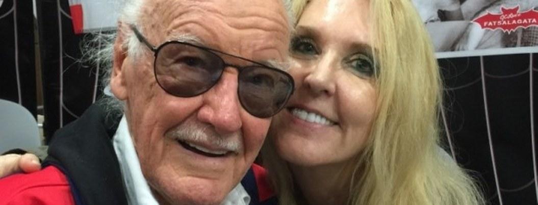 Disney y Marvel buscan lucrar con legado de mi padre: hija de Stan Lee