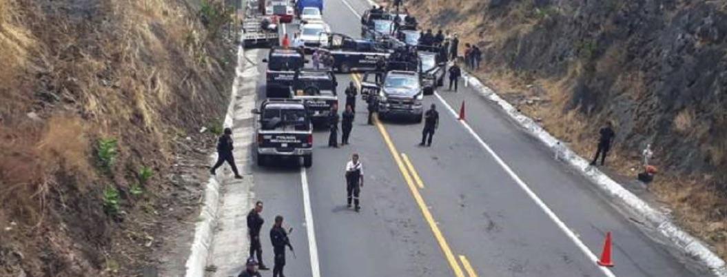Enfrentamiento en Tepalcatepec dejó nueve muertos y 11 heridos