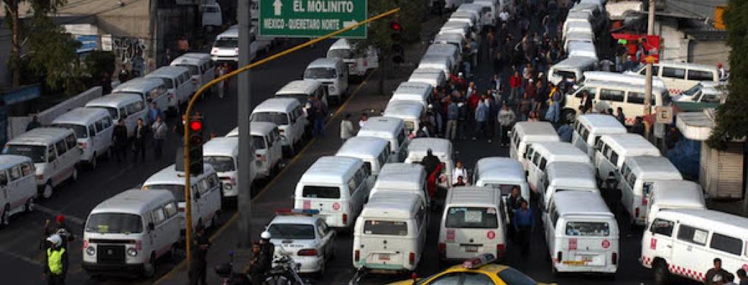 Transportistas de Edomex formarían autodefensas contra delincuencia