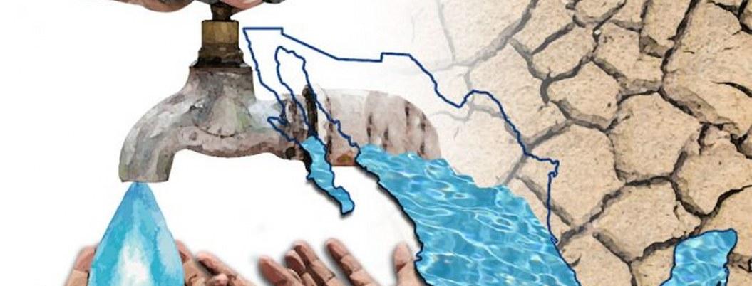 México en riesgo de quedarse sin agua por exceso de población
