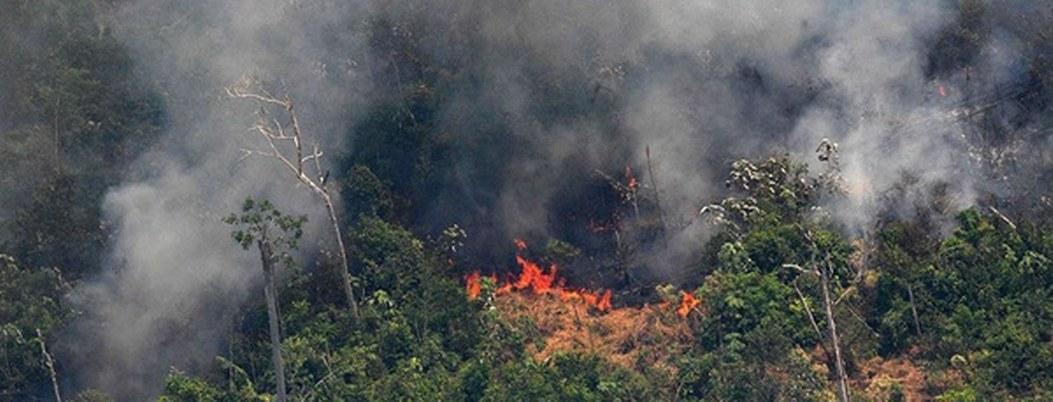 Brasil niega que incendios en Amazonia estén descontrolados