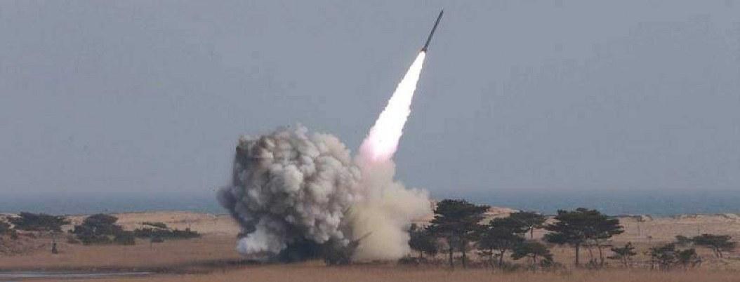EU lanza misil de crucero prohibido desde la Guerra Fría
