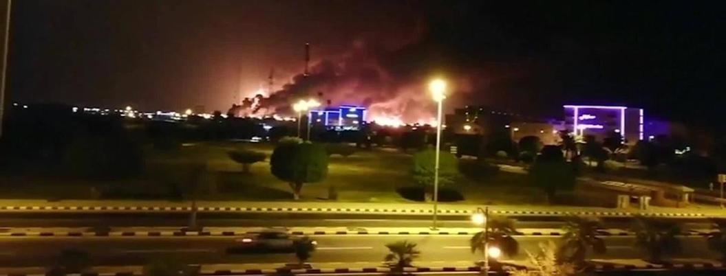 Acusan a Irán de atentados contra bases petroleras de Arabia Saudita