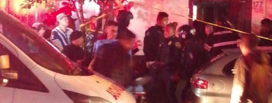 Balacera en la alcaldía Miguel Hidalgo deja un muerto y dos heridos