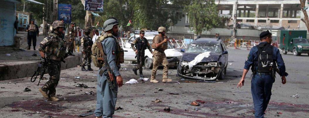 Atentado suicida en Afganistán deja al menos 10 muertos y 42 heridos