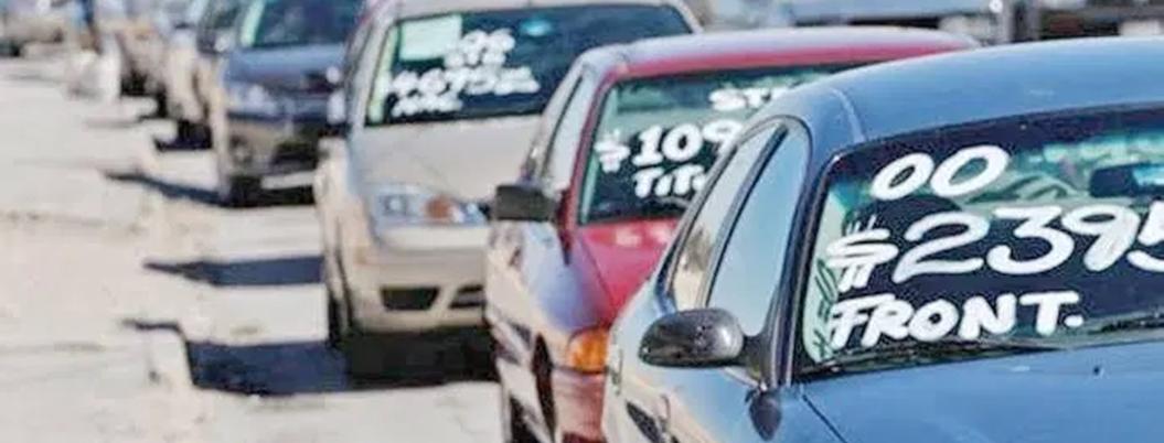 Sedena alerta por página falsa que subasta autos