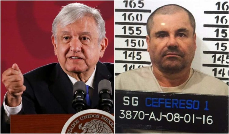 """El Chapo escribe carta a AMLO; """"estoy en la prisión más terrorífica"""""""