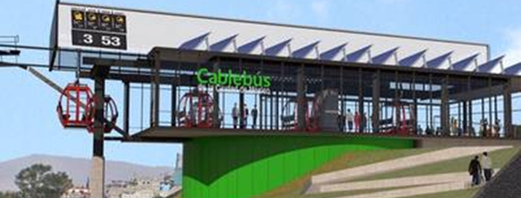 Empresa italiana se queda con licitación de línea de Cablebús en CDMX