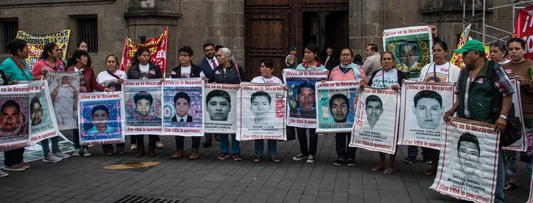 Caso Ayotzinapa, más oscuro con liberación de 24 policías de Iguala