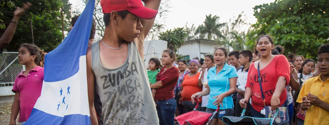 Amnistía Internacional tilda de fallido Plan de Desarrollo para Centroamerica