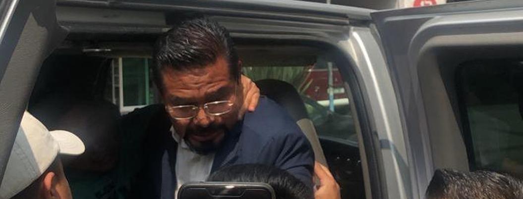 Charrez inicia huelga de hambre en cárcel violación a derechos humanos