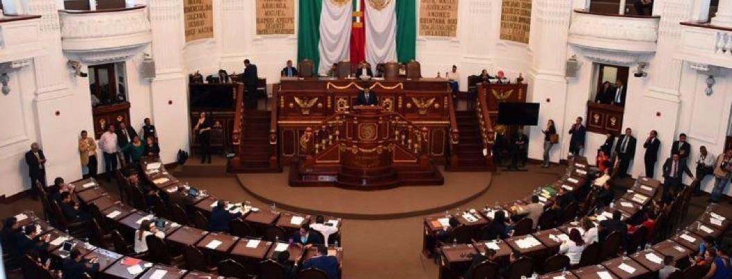 Congreso de CDMX adeuda 12 mdp a Ricardo Rocha