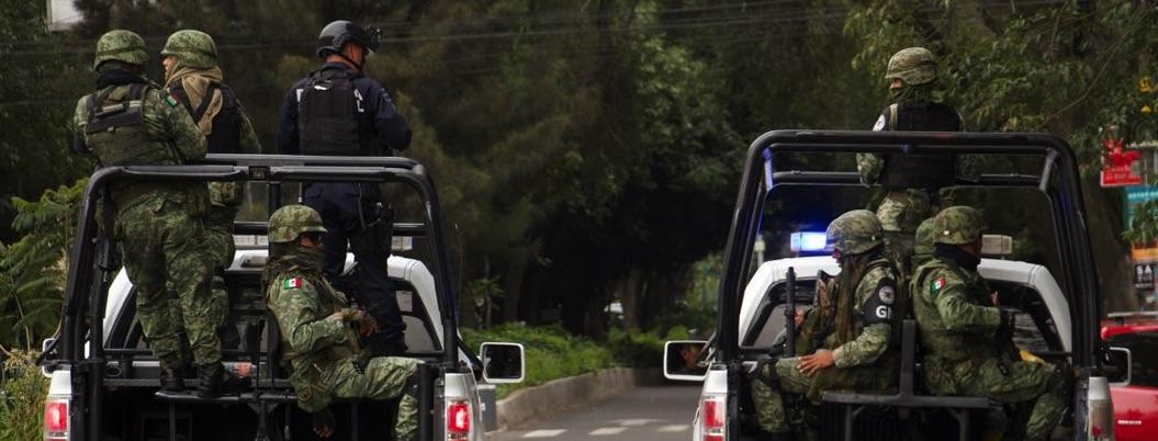 Fuerzas federales buscan a 12 desaparecidos de familia LeBarón
