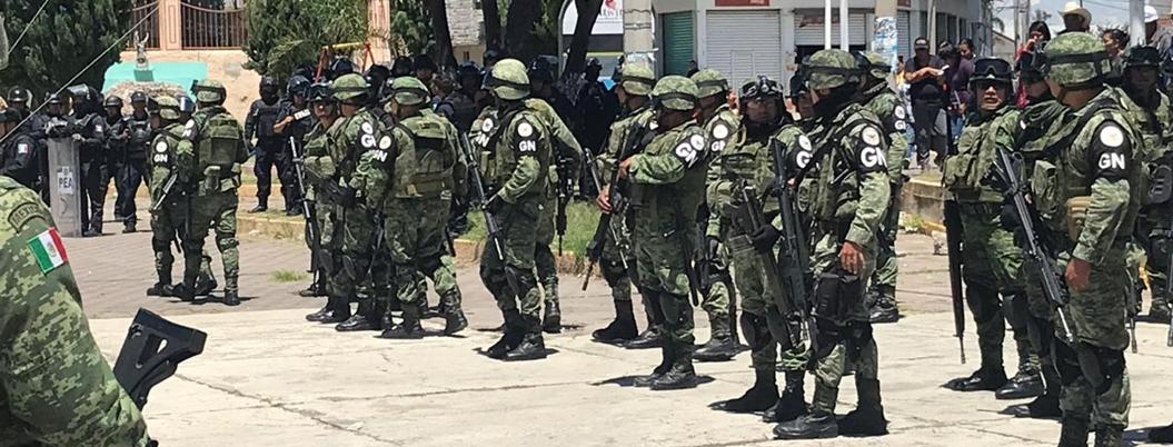 AMLO defiende actuación de Guardia Nacional en Acajete, Puebla
