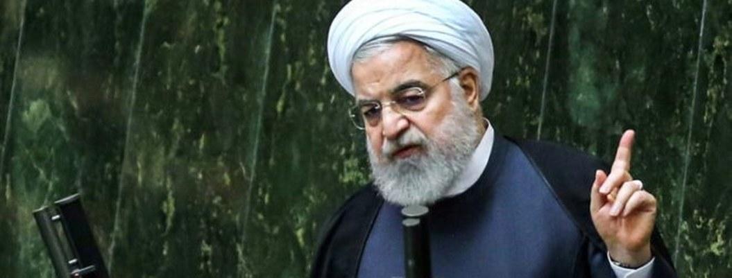 """Rohani niega """"discusiones bilaterales"""" entre Irán y EU"""