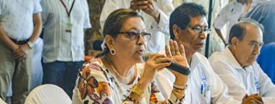Leticia Castro sólo lamenta conflictos de policías en Acapulco