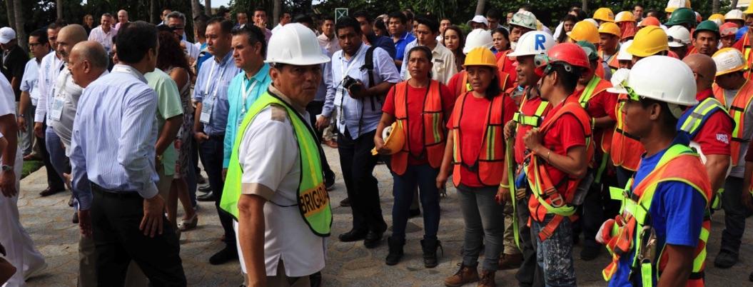 Realizarán mañana Macro Simulacro: sonará alarma sísmica en CDMX