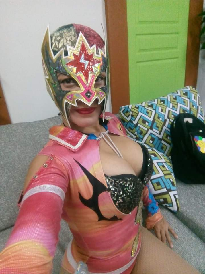 Marvel luchadora acapulqueña 5