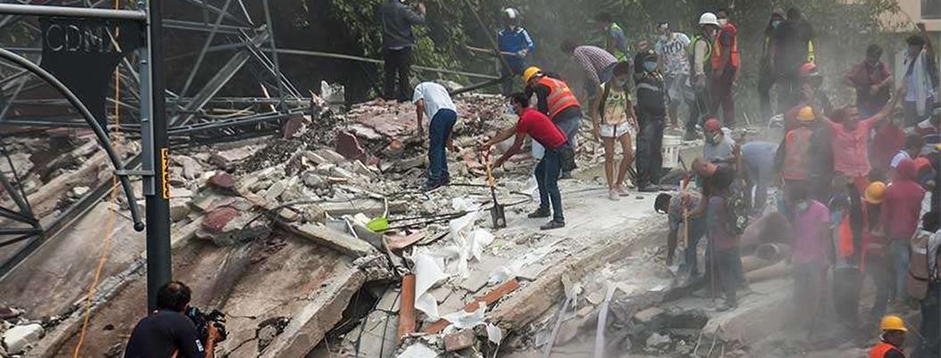 Fonden destinó 29.6 mil mdp para reconstrucción