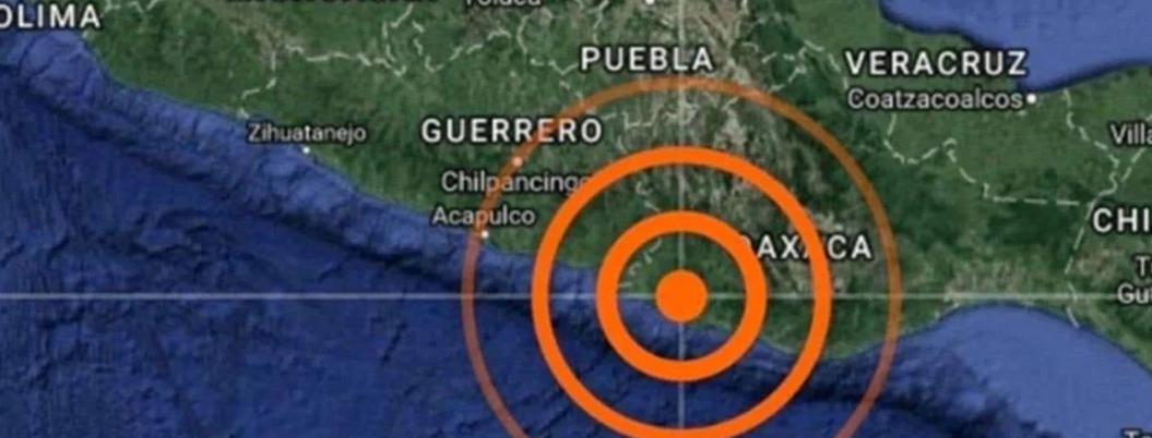 Sismos en Zumpango y Acapulco cimbran a Guerrero