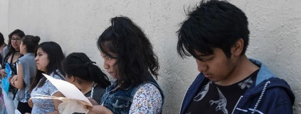 Sueldos miserables recibe la juventud mexicana