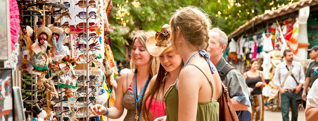 Turismo internacional aumenta 7% en México