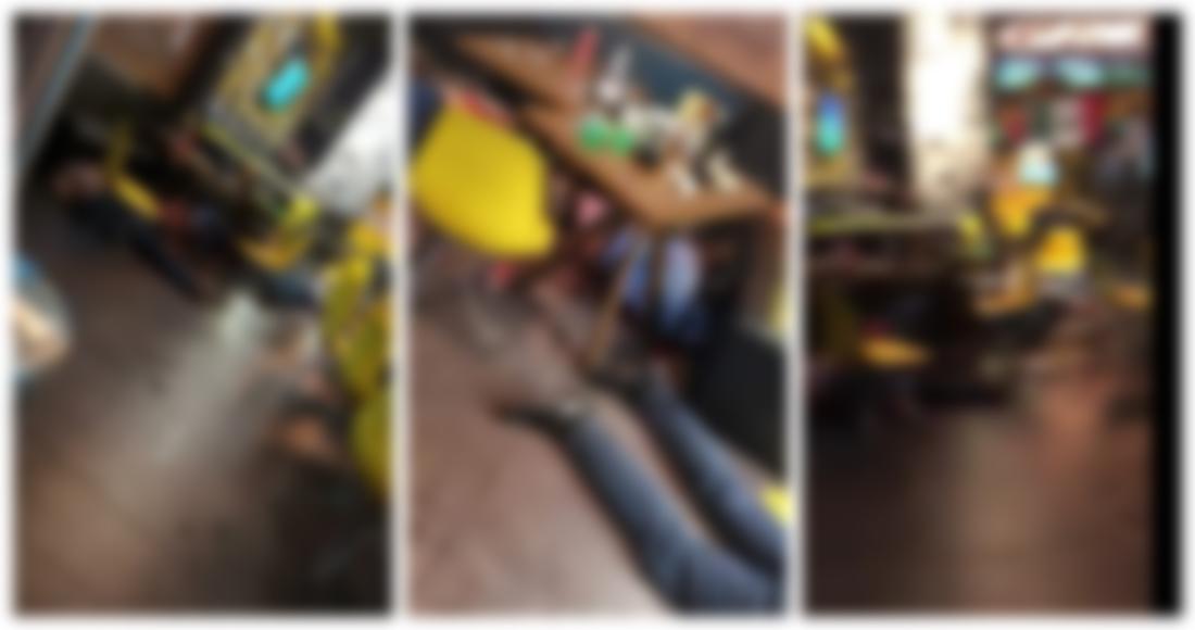 Sicarios atacan restaurante en Uruapan; hay 4 personas muertas   VIDEO