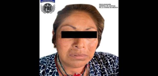 Detienen a 'la bruja', implicada en el homicidio de Norberto Ronquillo
