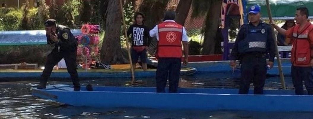 Prohíben bedidas alcohólicas en Xochimilco tras muerte de un joven