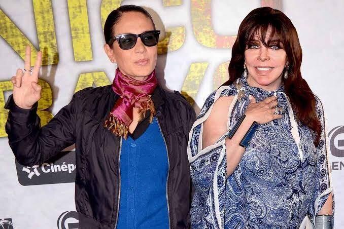 Revelan foto íntima de Yolanda Andrade y Verónica Castro