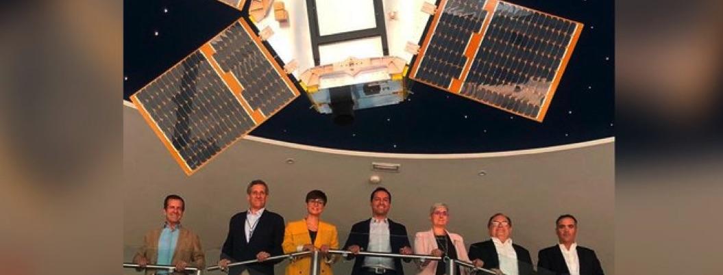 Yucatán incursionará en el campo aeroespacial: fabricará satélites