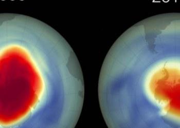 deterioro de capa de ozono