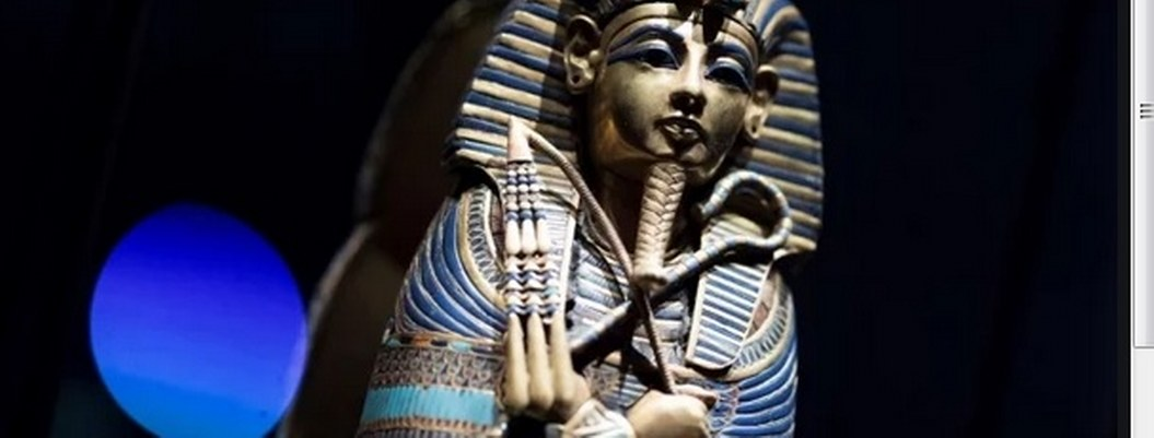 Tutankamón roba miradas en París; es la exposición más visitada