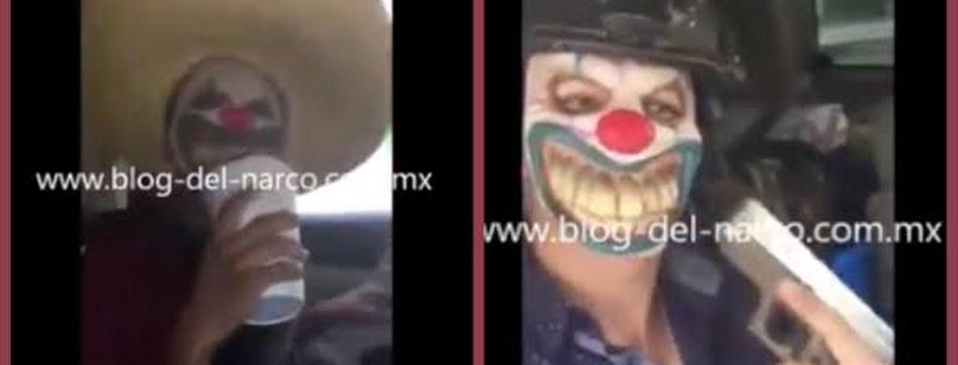 Payasos armados patrullan Camargo, Tamaulipas; son sicarios del CJNG