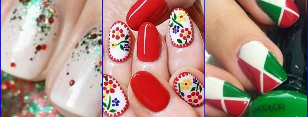Diseños de uñas que puedes hacer tu misma para estas fiestas patrias