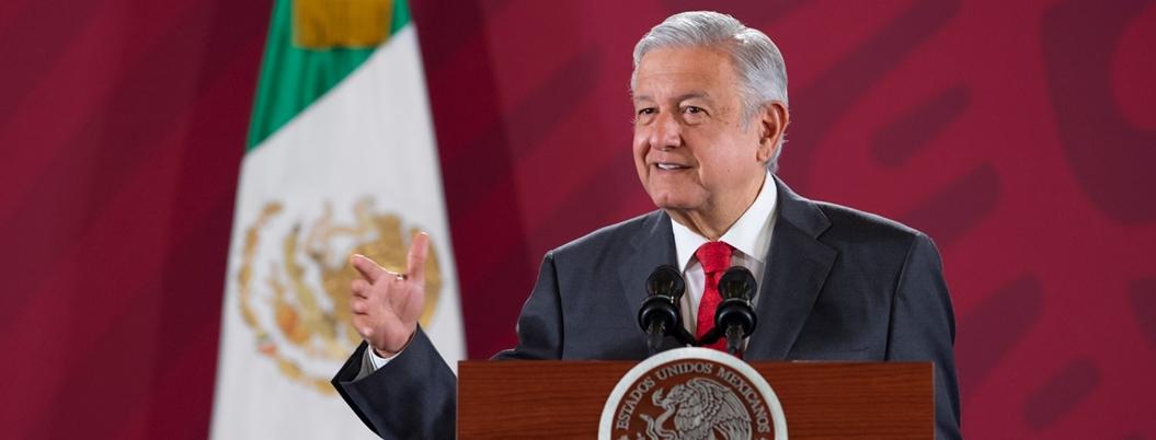 Transnacionales rapiñaban de lo lindo en México, fustiga Andrés Manuel