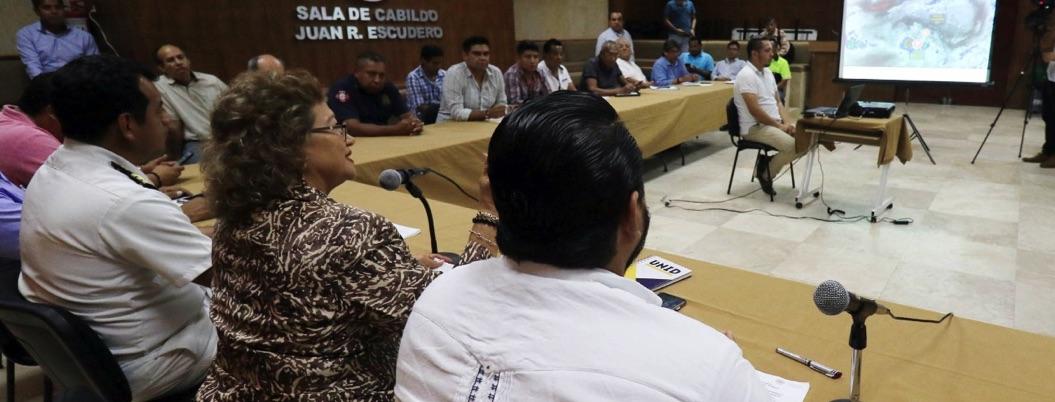 Comité de Emergencias de Acapulco en alerta por fenómenos climáticos
