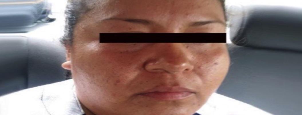 Mujer mata a su tío para quedarse con su casa en Edomex