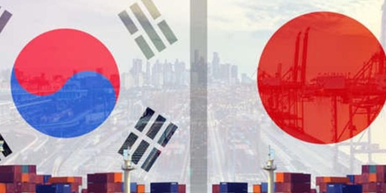 Japón y Corea del Sur buscar resolver su enfrentamiento comercial 1