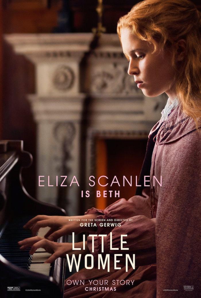 Eiza Scanlen es Beth.