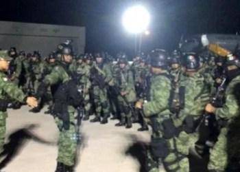 Arriban a Culiacán 230 militares de élite para reforzar seguridad 1
