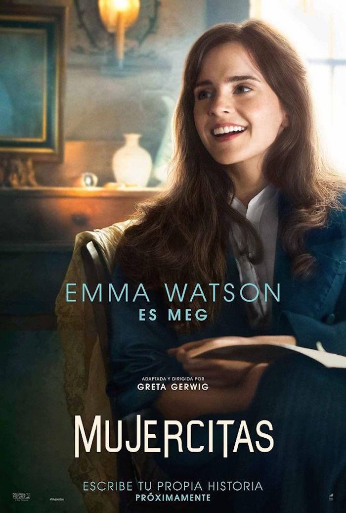Emma Watson interpreta a Meg