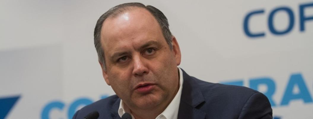 """AMLO mostró """"debilidad santanista"""" ante EU: Coparmex sobre T-MEC"""