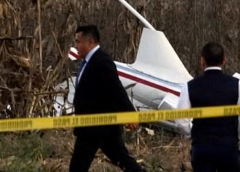 Helicóptero de Erika Alonso hizo tres viajes un día antes del accidente 8