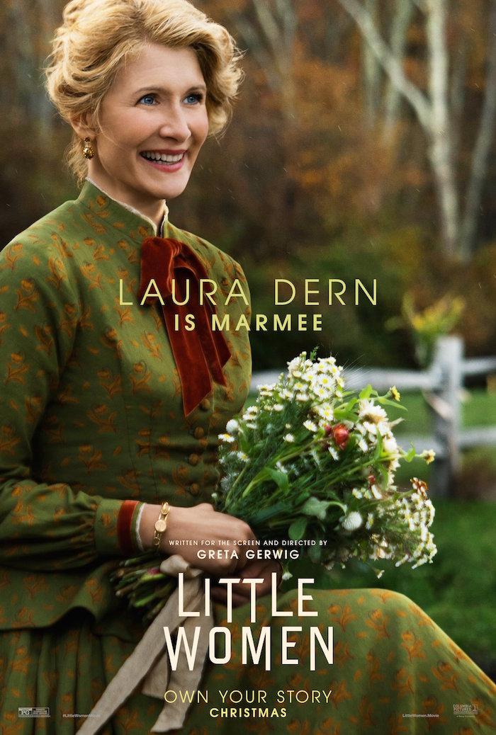 Laura Dern se encargó de dar vida a Marmee
