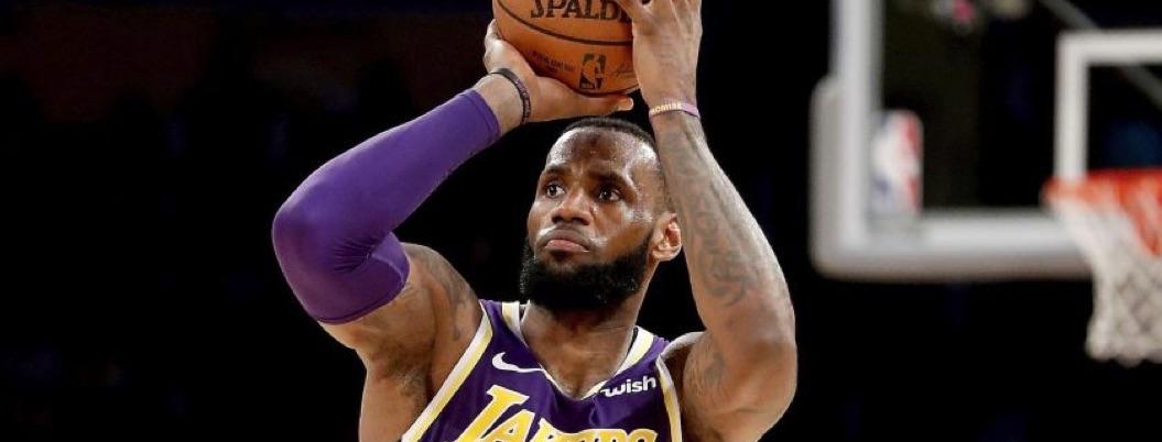 LeBron James, el jugador mejor pagado de la NBA: Forbes